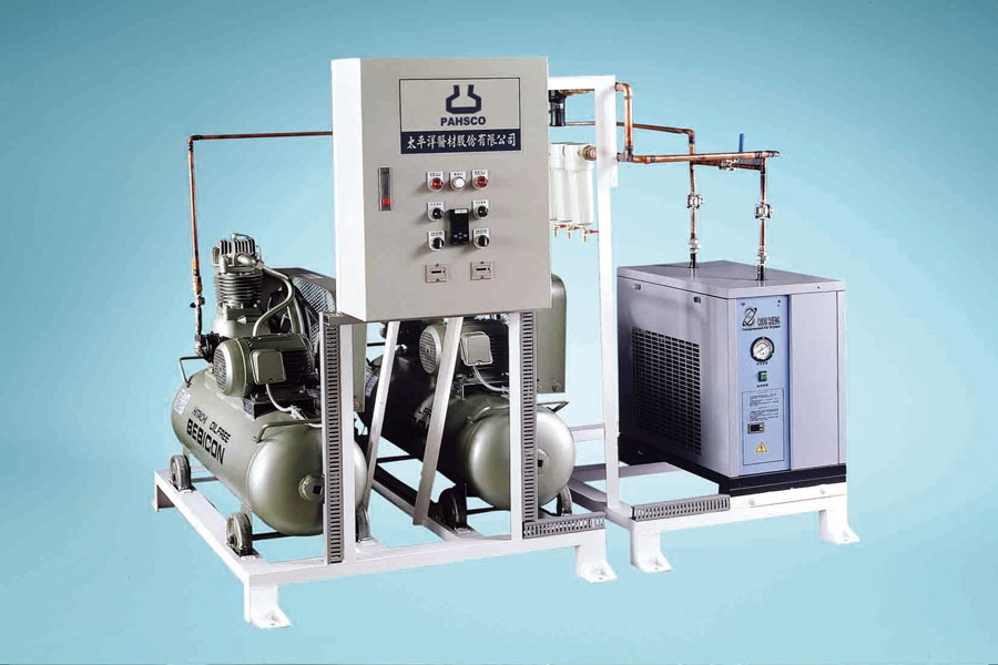 Medical Air Compressor System Air Compressor System Zoom